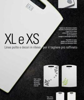 TAGLIERI XL E XS